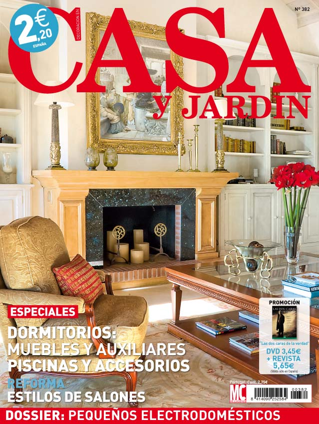 Casa y jardin revista casas terrenos edicin with casa y for Casa jardin revista